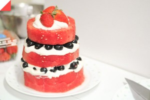 THE 'REAL' FRUIT CAKE