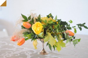 FLOWERS WITH JOY THIGPEN