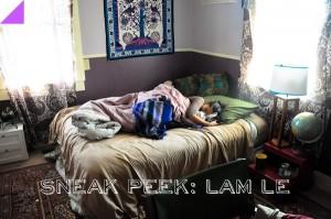 SNEAK PEEK: LAM LE