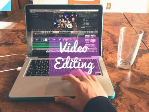 MY VENTURE INTO VIDEO EDITTING