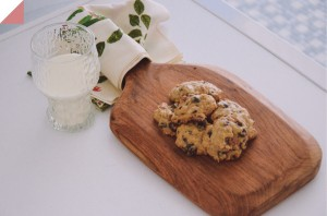 Pecan Chocolate Chip Cookie
